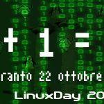 linuxday 2016 Taranto banner