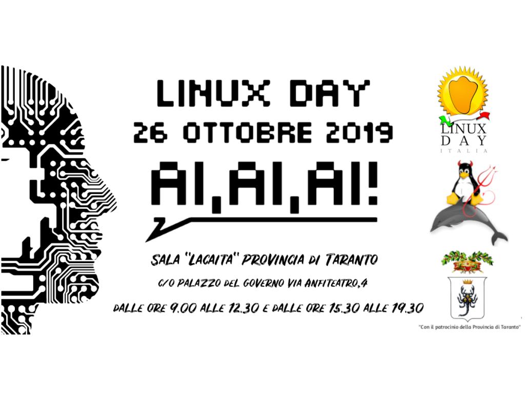 Linux Day 2019 Taranto